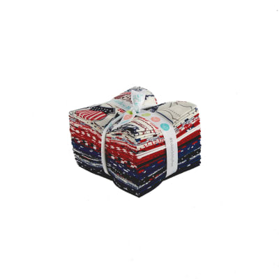 Riley Blake Lost & Found America America Fat Quarter