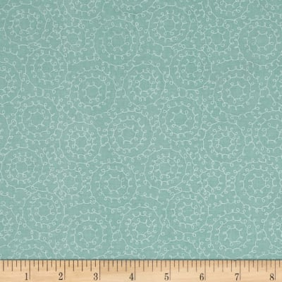 Pippet Moesby Tonal Geo Turquoise