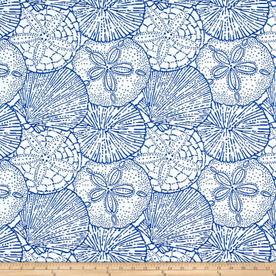 P/Kaufmann Outdoor Jacquard Sea Shells Marine Olefin