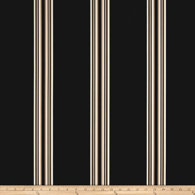 Terrasol Outdoor Cabana Stripe Charcoal