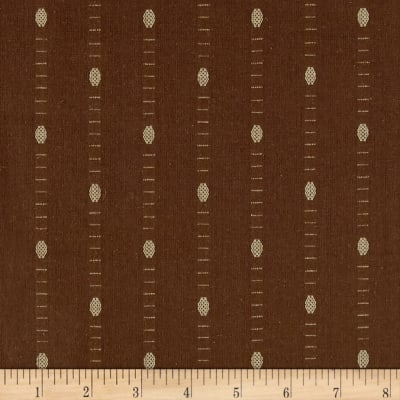 Intermix  Dobby Shirting Dot Brown