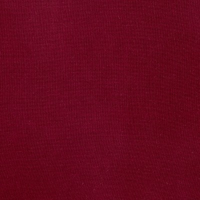 Fabric Merchants Rayon Challis Solid Burgundy