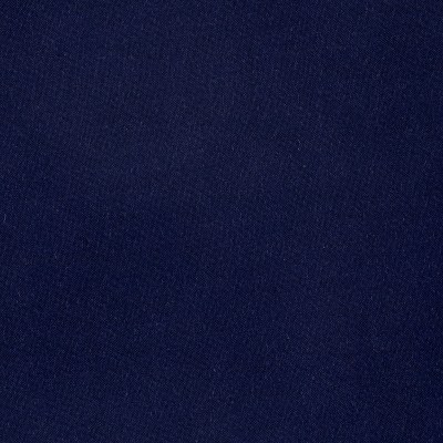 Fabric Merchants Rayon Challis Solid Navy