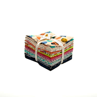 Cotton + Steel Lil' Monsters Fat Quarter Bundle