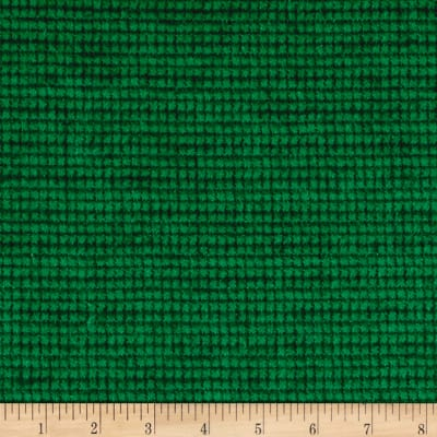 Local Color Yarn Dyed Flannels Mini Woven Green