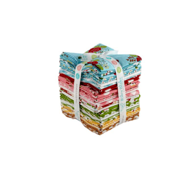 Riley Blake Sew Cherry 2 Fat Quarter
