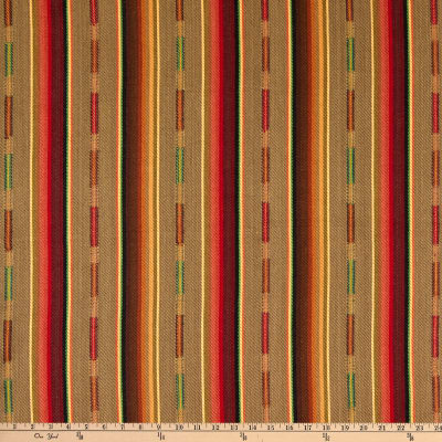 Laura & Kiran Southwest Stripes Sundance Saddle MultiBasketweave