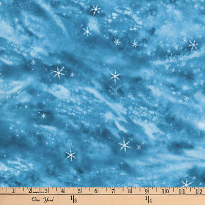 Kaufman Winter's Majesty Digital Sky Winter