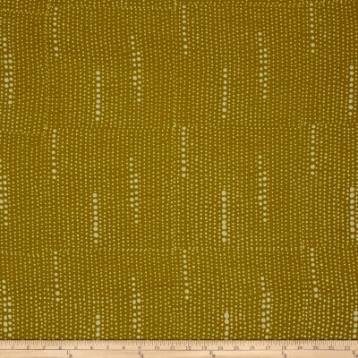Alison Glass Handcrafted Batiks Chroma Pinpoint Chartreuse