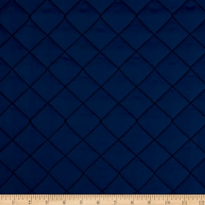 Double Sided Quilted Broadcloth Blue
