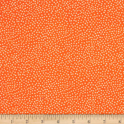 Notepad Points Orange