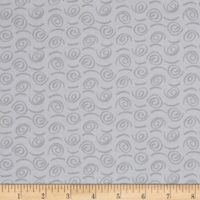Bread & Butter Fiesta Swirls Light Grey