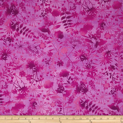 Mariposa Meadow Monotone Foliage Light Purple/Pink