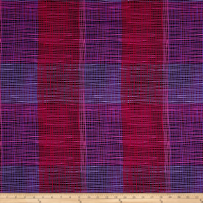 Mariposa Meadow Plaid Pink/Purple