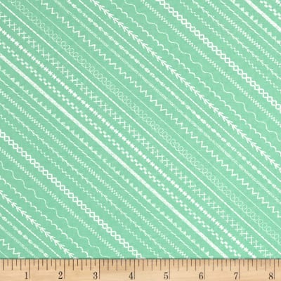 Sew Special Stitches Green