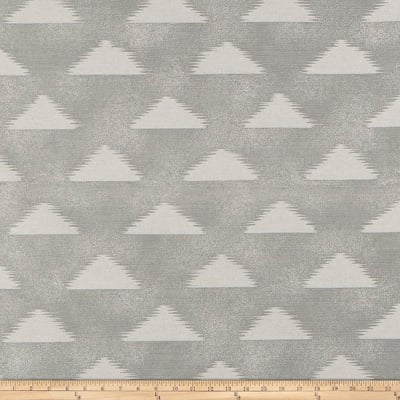 Premier Prints Zoltan Basketweave Quartz Grey Belgian