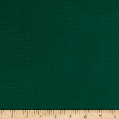 Cotton Ripstop Spruce Green