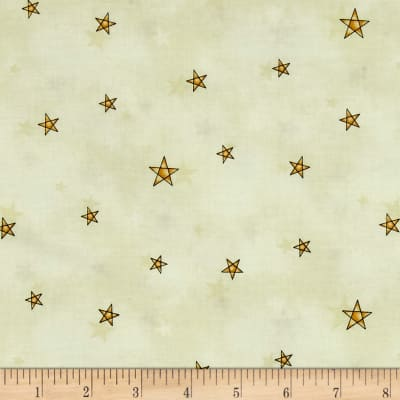 All Things Christmas Stars Light Tan