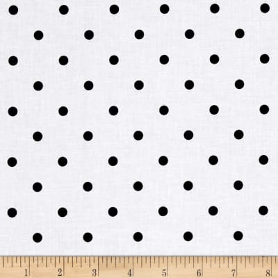 Wee Play Dots White/Black