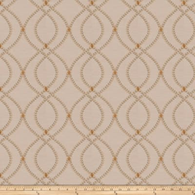Fabricut Alliteration Khaki