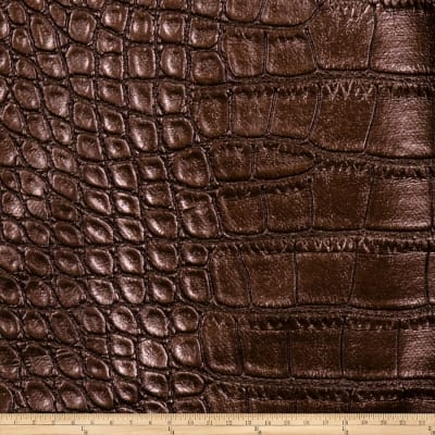Fabricut Aluminum Oxide Faux Leather Coin