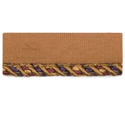 Fabricut Amaretto Cord Trim Autumn Berry