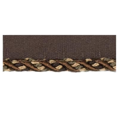 Fabricut Amaretto Cord Trim Coffee
