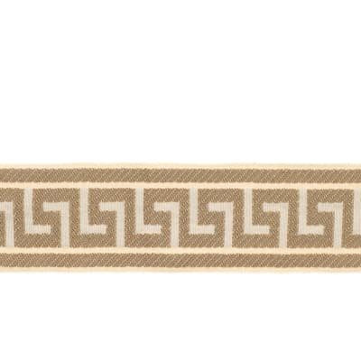"Fabricut 2.625"" Athens Key Trim Natural"