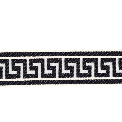 "Fabricut 2.625"" Athens Key Trim Navy"