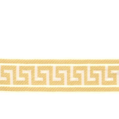 "Fabricut 2.625"" Athens Key Trim Sunshine"