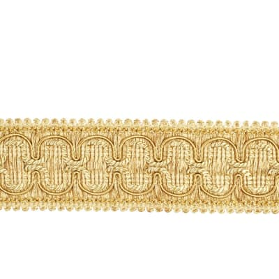 "Fabricut 2"" Beach House Trim Amber"