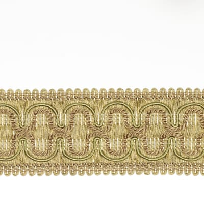 "Fabricut 2"" Beach House Trim Ivy"