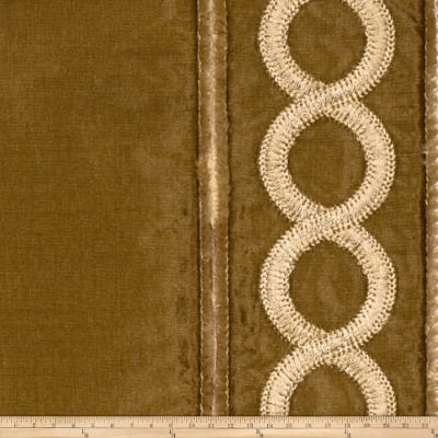 Fabricut Beckinsale Faux Silk Bronze