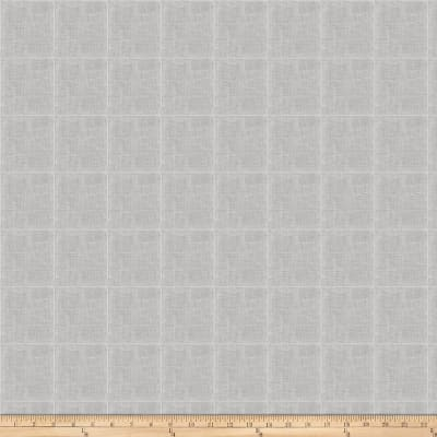 Fabricut Blank Check Linen Off White