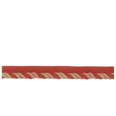 French General Cartier Cord Trim Rose