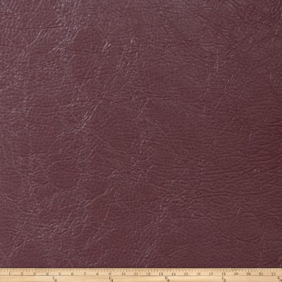 Fabricut Copper Faux Leather Orchid