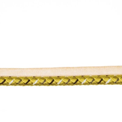 Fabricut Country Club Cord Trim Golden