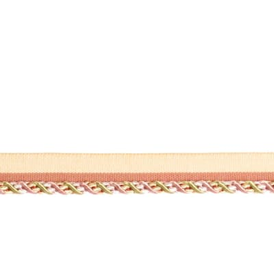 "Fabricut 2"" Cruise Cord Trim Watermelon"