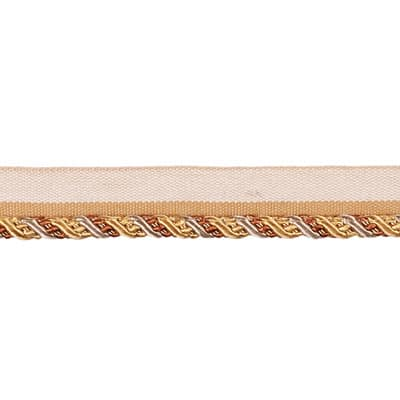 "Fabricut 2"" Cruise Cord Trim Butterscotch"