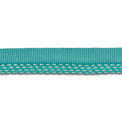 "Mount Vernon 1"" Custis Cord Trim Aqua"