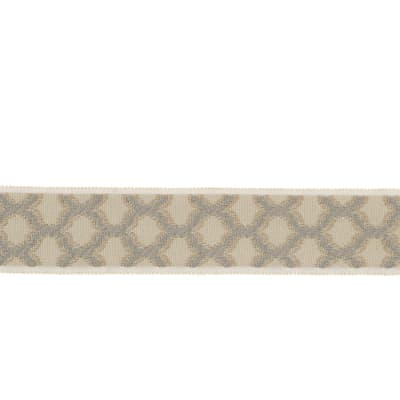 "Fabricut 1.5"" Decor Trim Stone"