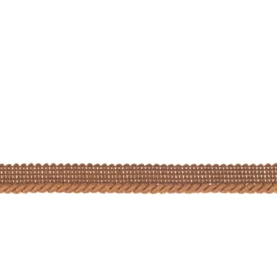 Fabricut Distel Cord Trim Rust