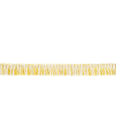 "Fabricut  7/8"" Dowlas Brush Fringe Sunshine"