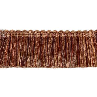 "Fabricut 1.5"" Escargot Brush Fringe Nut"