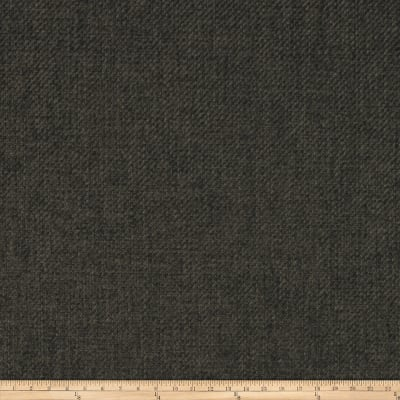 Fabricut Gimmer Faux Wool Charcoal
