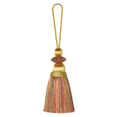 Fabricut Heirloom Key Tassel Citrus