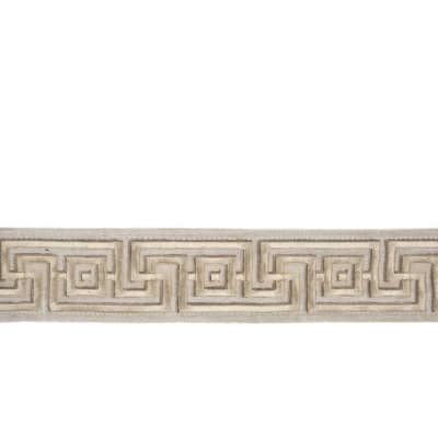 "Fabricut 2"" Keyway Trim Sesame"