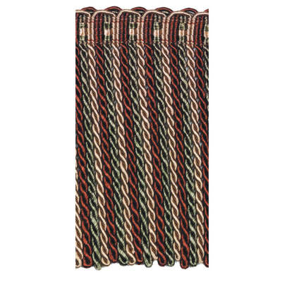 "Fabricut 8"" Lauglin Bullion Fringe Vineyard"