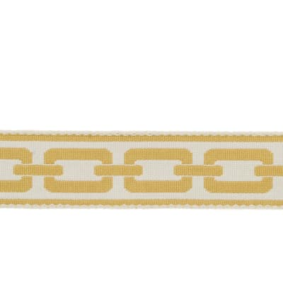 "Fabricut 1.75"" Lauren Trim Gold"