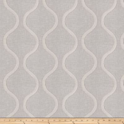 Fabricut Louvre Ogee Winter White